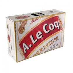 90 x A. Le Coq Premium Export 5,2% 24x33cl