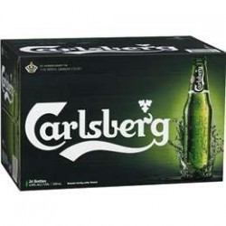 Carlsberg 5% 20x50cl Flaska