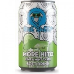 Blue Sheep More Hito 24x33cl