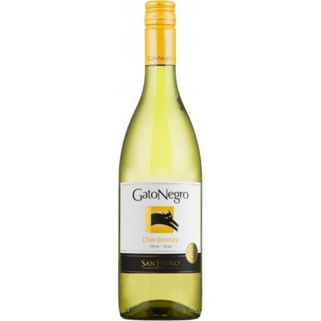 Gato Negro Chardonnay 13% 75cl