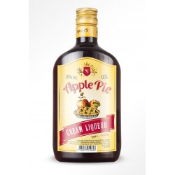 Apple Pie Cream Liqueur 16% 50cl PET