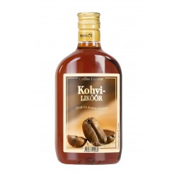 Apricot Coffee Liqueur 18% 50cl PET