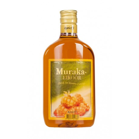 Apricot Cloudberry Liqueur 18% 50cl PET
