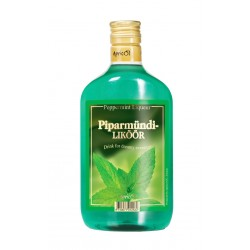 Apricot Peppermint Liqueur 18% 50cl PET