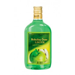 Apricot Green Apple Liqueur 18% 50cl PET