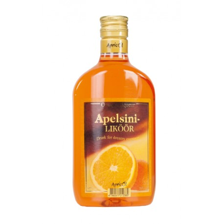 Apricot Orange Liqueur 18% 50cl PET