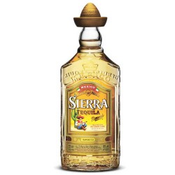 Sierra Tequila Reposado 38% 50cl PET