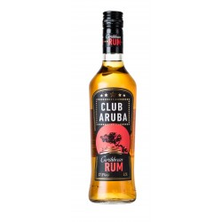 Club Aruba Dark Rum 37,5% 50cl