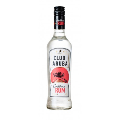Club Aruba White Rum 37,5% 50cl