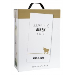 Adventure Airen Vino Blanco 11% 300cl