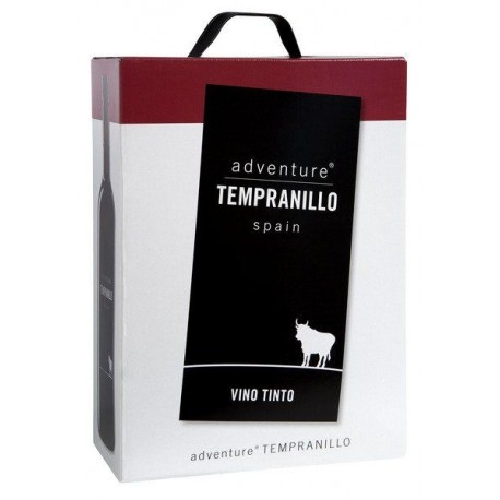 Adventure Tempranillo Vino Tinto 11% 300cl