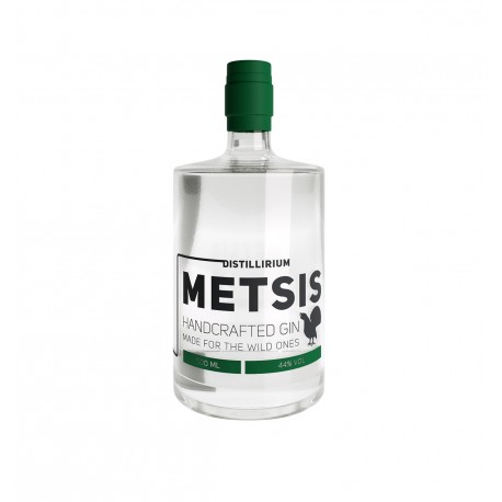 Metsis Handcrafted Gin 44% 50cl