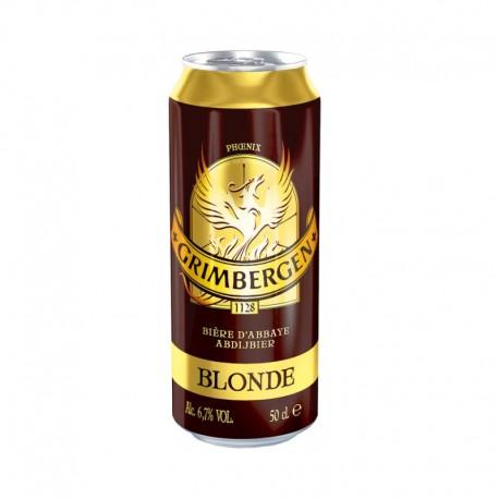 Grimbergen Blonde 6,7% 24x50cl