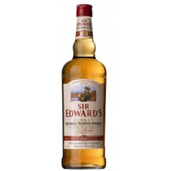 Sir Edwards Scotch 40% 100cl