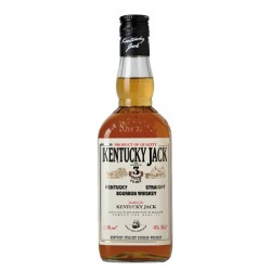 Kentucky Jack Straight Bourbon 40% 70cl