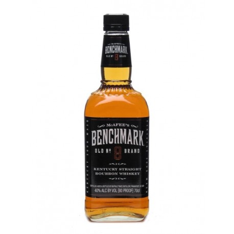Benchmark Straight Bourbon 40% 70cl