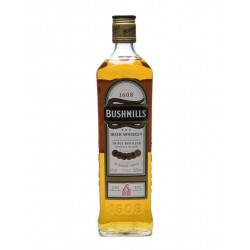 Bushmi Irish Whiskey 40% 100cl