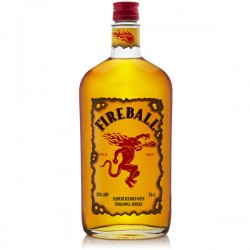 Fireball 33% 70cl