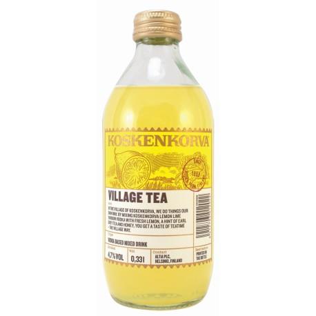 Koskenkorva Village Tea 4,7% 12x33cl