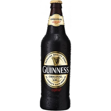 Guinness Original 5% 24x33cl Pullo