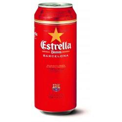 Estrella Damm 4,6% 24x50cl