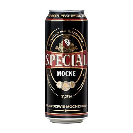 Special Mocne 7,2% 50cl
