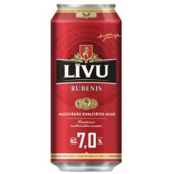 Livu Rubenis 7% 24x50cl