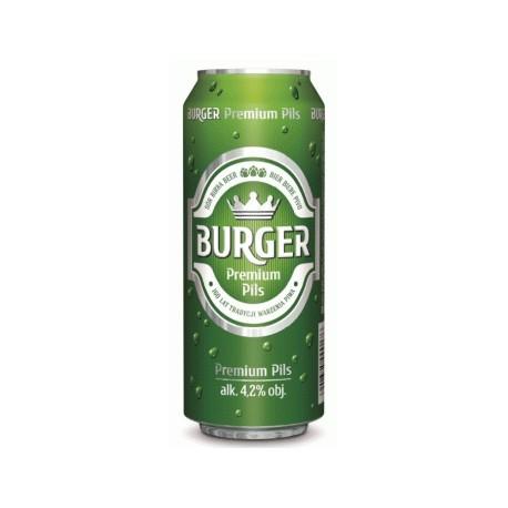 Burger Premium Pils 4,2% 24x50cl