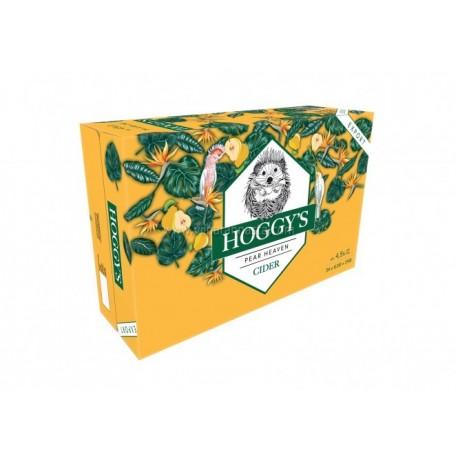 Hoggy's Pear Heaven 4,5% 24x33cl
