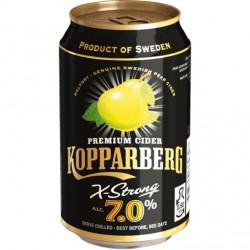 Kopparberg Pear 7% 24x33cl