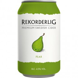 Recordable Pear 4.5% 24x33cl