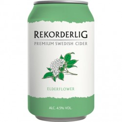 Recordable Elderflower 4.5%