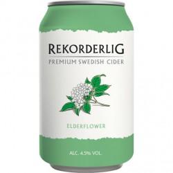 Recordable Elderflower 4.5%