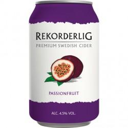 Rekorderlig Passionfruit 4,5% 24x33cl GER