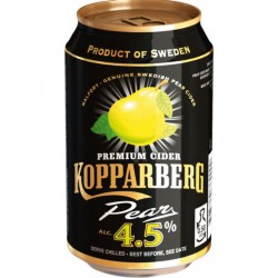 Kopparberg Pear 4,5% 24x33cl GER