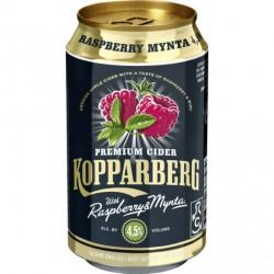 Kopparberg Raspberry & Mint 4.5% 24x33cl GER