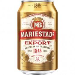 Mariestads Export 5,3% 24x33cl GER