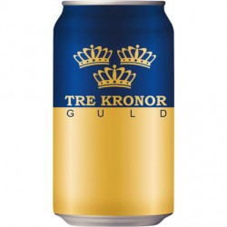 Three Crowns Gold 5.9% 24x33cl GER