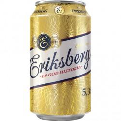 Eriksberg Lager 5,3% 24x33cl GER