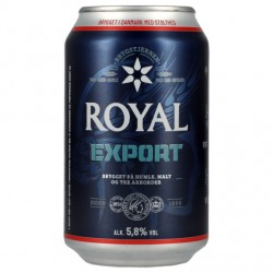 Royal Export 5,8% 24x33cl GER
