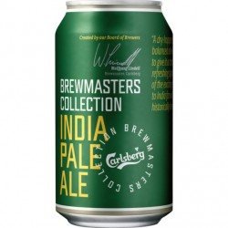 Carlsberg Brewmasters Collection India Pale Ale 5.2% 24x33cl GER