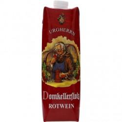 Domkellerstolz Rotwein 9,5% 24x33cl GER