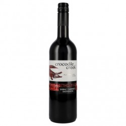Crocodile Creek Shiraz Cabernet Sauvignon 13,5% 6x75cl GER