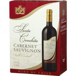 Santa Conchita Cabernet Sauvignon 13% 300cl GER
