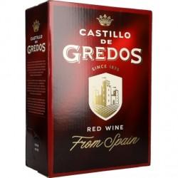 Castillo De Gredos Red Wine 13% 300cl GER