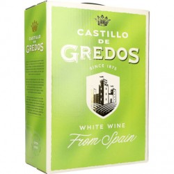 Castillo De Gredos White Wine 12% 300cl GER