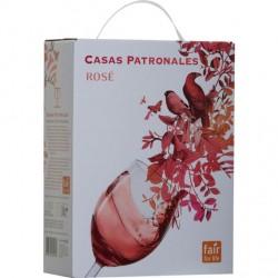 Casas Patronales Rosé Cab./Sauv. Merlot 13,5% 300cl GER