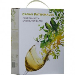 Casas Patronales Chardonnay Sauvignon Blanc 13,5% 300cl GER