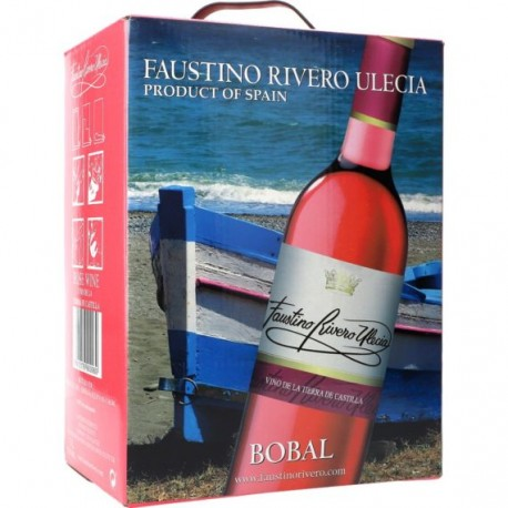 Faustino Rivero Ulecia Bobal 12% 300cl GER