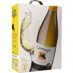Gato Negro Chardonnay 13% 300cl GER